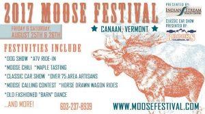 2017 Moose Festival