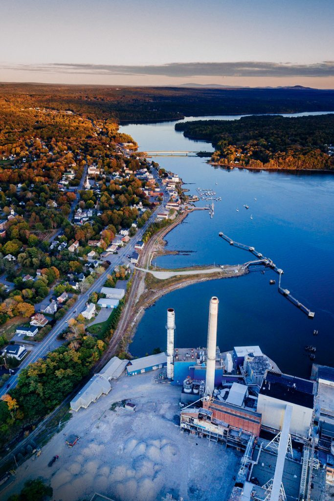 Image for Bucksport, Maine | The Town That Refused to Die