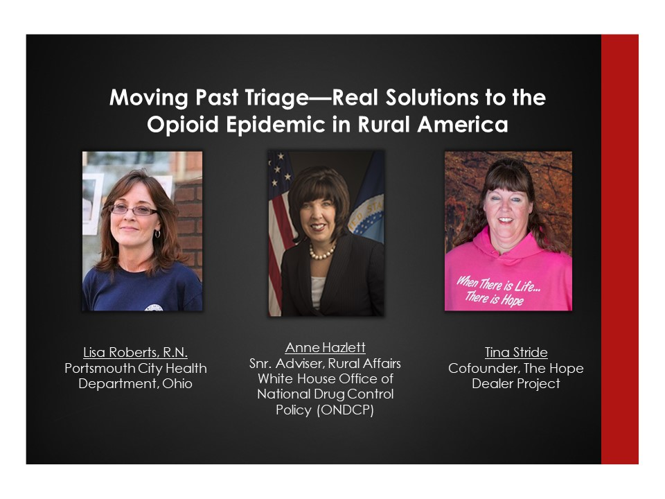 Image for Lisa Roberts: Featured Guest Profile for upcoming Heart & Soul Talk on Real Solutions to the Opioid Crisis
