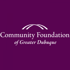 Community Foundation of Greater Dubuque Logo