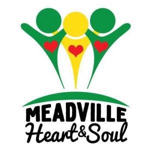 Meadville Heart and Soul Logo