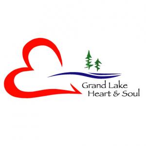 Grand Lake Colorado Heart & Soul Logo