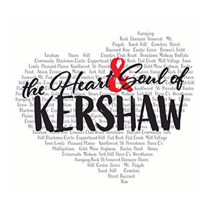 Kershaw Heart & Soul logo