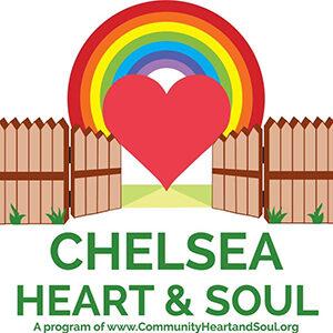 Chelsea Maine Heart Soul logo