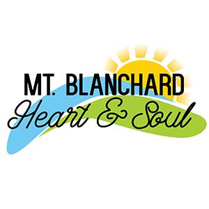 Mt. Blanchard Ohio Heart & Soul Team logo