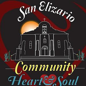San Elizario Heart & Soul Logo