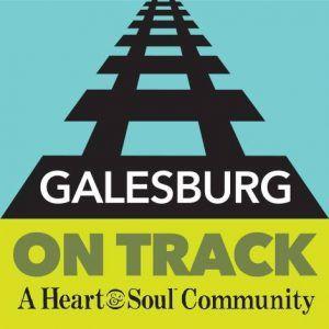 Galesburg IL Heart & Soul Team Logo