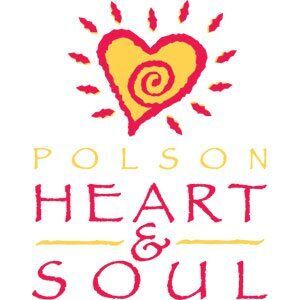Polson Montana Heart & Soul Team Logo