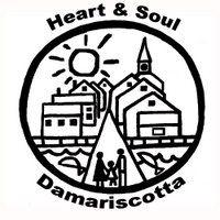 Damariscotta Heart & Soul Team logo