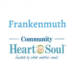 Frankenmuth Heart & Soul Logo