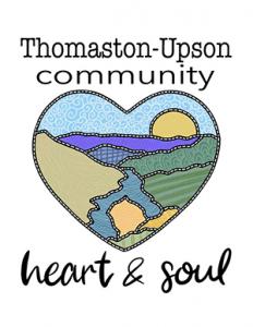 Thomaston-Upson Heart & Soul Logo
