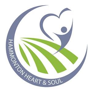 Hammonton New Jersey Heart & Soul Logo