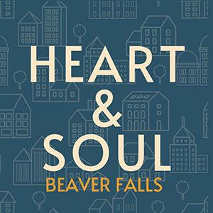Beaver Falls Pennsylvania Heart & Soul logo
