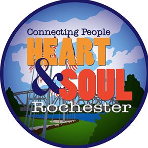 Rochester Heart & Soul Team Logo