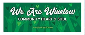 Winslow New Jersey Heart & Soul Team Logo