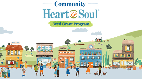 Image for Announcing Awards of Community Heart & Soul® Seed Grants