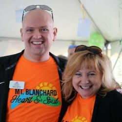 Mt. Blanchard Heart & Soul community event