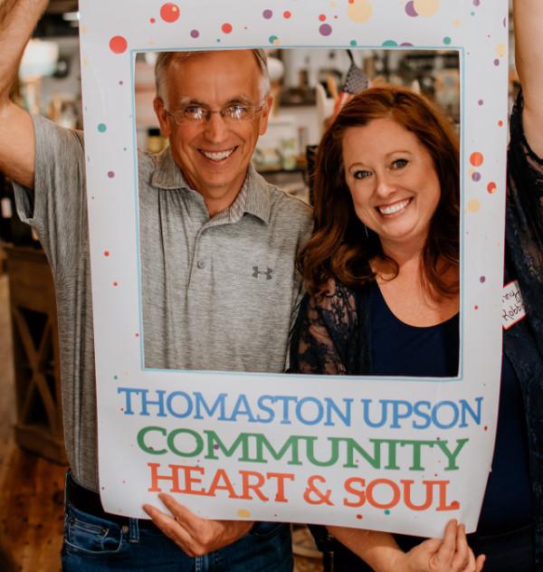 Thomaston Upson Community Heart & Soul celebration