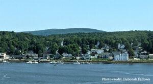 Bucksport Maine by Deb Fallows