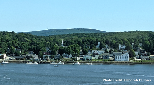 Image for Bucksport Maine Finds Its Heart & Soul