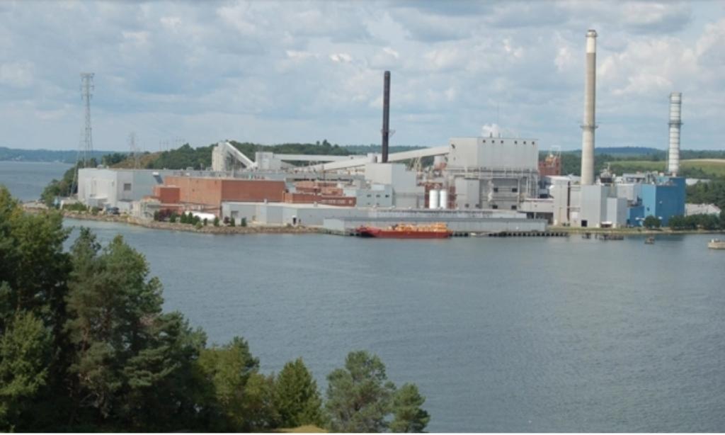 Ellsworth Mill Maine